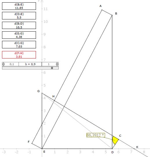 diagonale berechnen formel diagonale eines rechtecks. Black Bedroom Furniture Sets. Home Design Ideas
