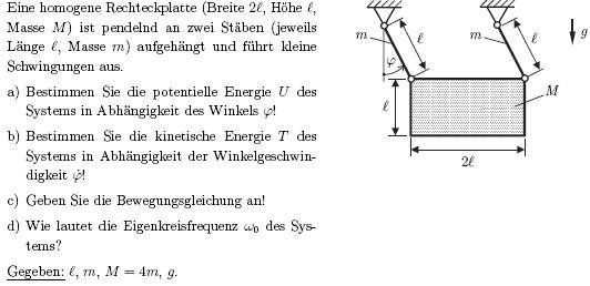 mp forum kinetische energie einer pendelnden rechteckplatte matroids matheplanet. Black Bedroom Furniture Sets. Home Design Ideas
